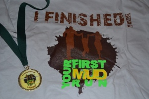 The Medal and Shirt