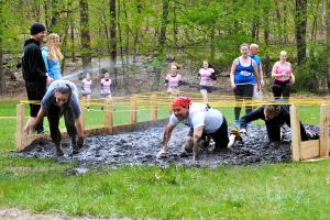 The Muddy Mud Pit