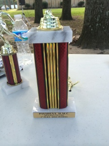 My almost trophy