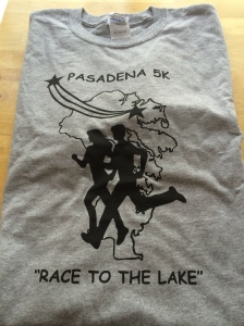 The Race shirt